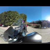 Goldwing Unsersbande - Essai de la Cam 360 ° - 2