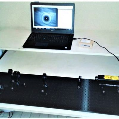 Reproducing Fresnel-Arago experiment to illustrate the main concepts of physical optics