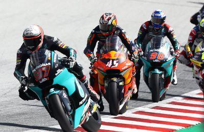 Le Grand Prix Moto de Styrie à suivre ce week-end sur les antennes de Canal Plus !