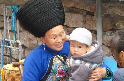 Hunan (13) ... Vie quotidienne à Fenghuang (3)