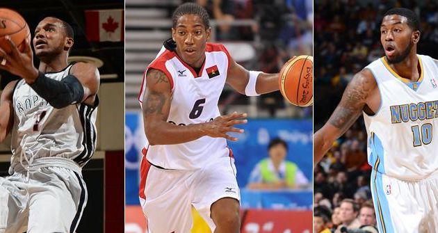 Toronto Raptors Sign Wright, Carlos Morais & Stone