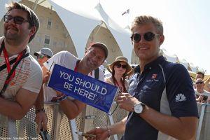 La F1 augmente son nombre d'offres pour accéder au paddock