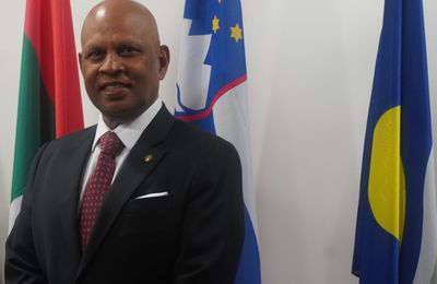 Independence day of Maldives: Ambassador invites Belgians to visit his green-safe country
