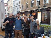 Hard Rock Café Prague (HRC European Tour 2018)