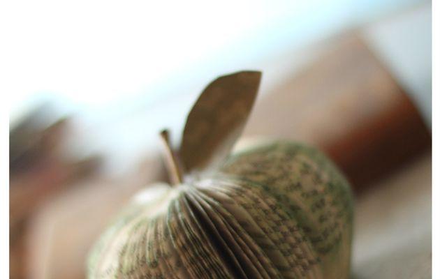 Décorer (25) : avec des pommes...