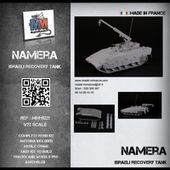 Namera Israeli recovery (on Merkava MBT) - Model-Miniature