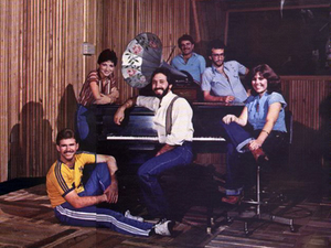 miami sound machine, l'un des groupes d'origine latine les plus connus dans le monde de la pop music
