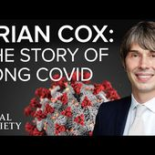 Long Covid: an unfolding story with Professor Brian Cox | The Royal Society