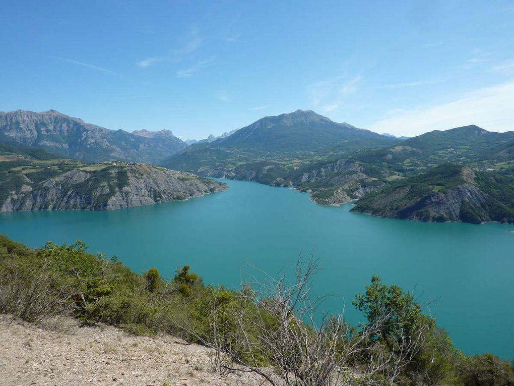 Le Tour de Pays des Vallées du Gapencais coté est - Etape 2 et 3 en BUL (03 et 04/09/2017) Hautes-Alpes