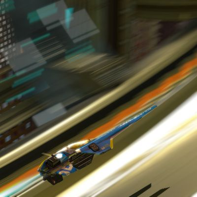 Wipeout Hd Wallpapers
