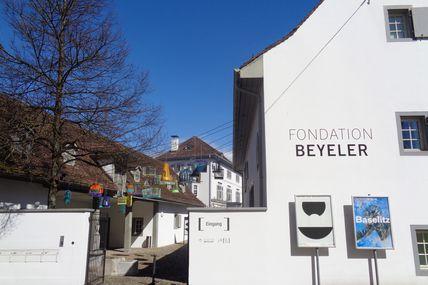Bâle - 3e jour - Fondation Beyeler