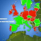 #Covid19 : pour le 3e #confinement, toute l'UE copie LE schéma : un confinement partiel strict suivi d'un confinement total encore plus strict - MOINS de BIENS PLUS de LIENS