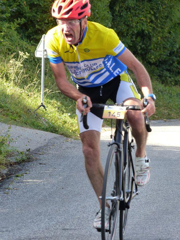 Grimpée de Murianette - 22/09/18 : les résultats - 3 victoires, 1 podium !