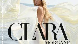 Clara Morgane totalement libre pour son 20ème calendrier ! (Diaporama et vidéos) #ClaraMorgane