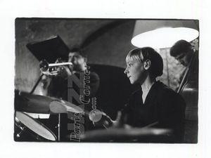 jacques thollot, un batteur français légendaire, l'une des grandes figures du free-jazz