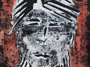 Monotypes de Chantal Lévêque (cliquez pour agrandir)