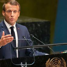 Macron a-t-il voulu refiler à l'UE le siège permanent de la France au Conseil de Sécurité de l'ONU?