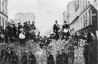 150e anniversaire de la Commune.