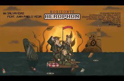 Aerophon - Salvavidas Feat Juan Pablo Vega (Horizonte 2018)