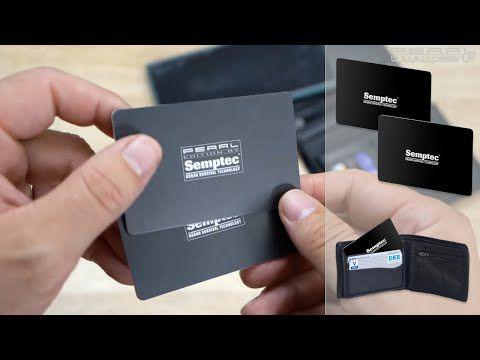 Des protection RFID très fines pour toutes la famille