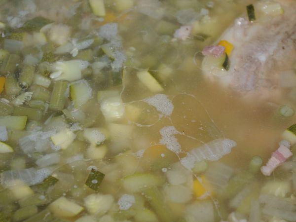 Soupe au pistou