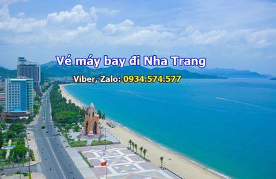 Vé máy bay đi Nha Trang giá rẻ Vietnam Airlines