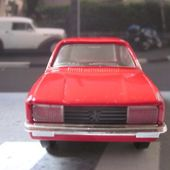 FASCICULE N°86 PEUGEOT 104 ZS 1972 SOLIDO 1/43 - 104ZS - car-collector