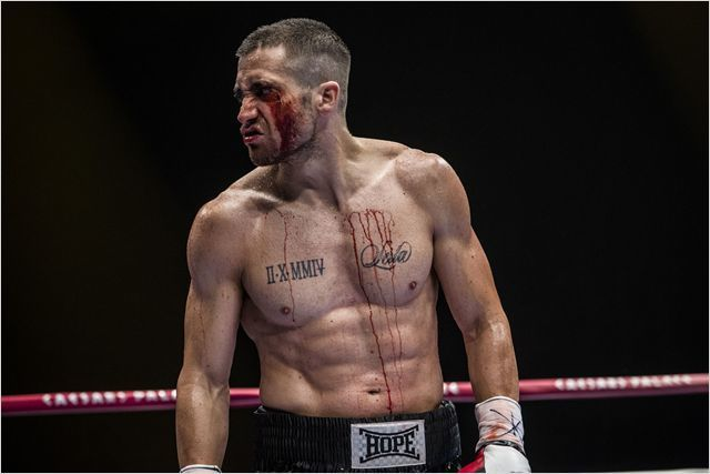 [critique] la Rage au ventre : Raging Gyllenhaal
