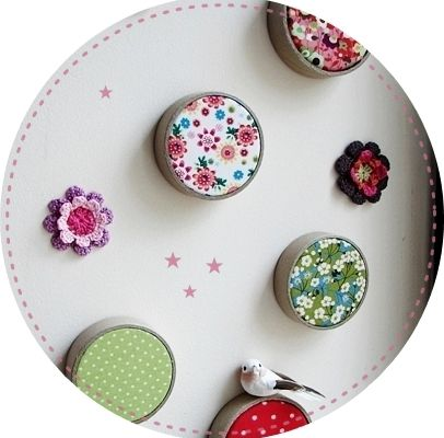 DIY/ tuto Fancy Circle
