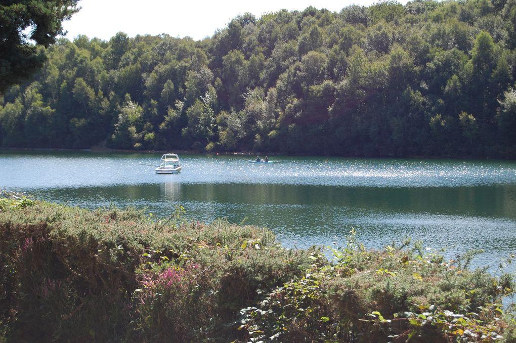 A 40 km au nord de Nantes, un terril de plus de 120 mètres, reste d'une mine d'étain. Un paysage hors du commun, dépaysant.