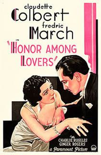 Honor Among Lovers de Dorothy Arzner