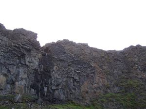 Asbyrgi cliffs