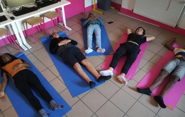 Yoga pour les 5e