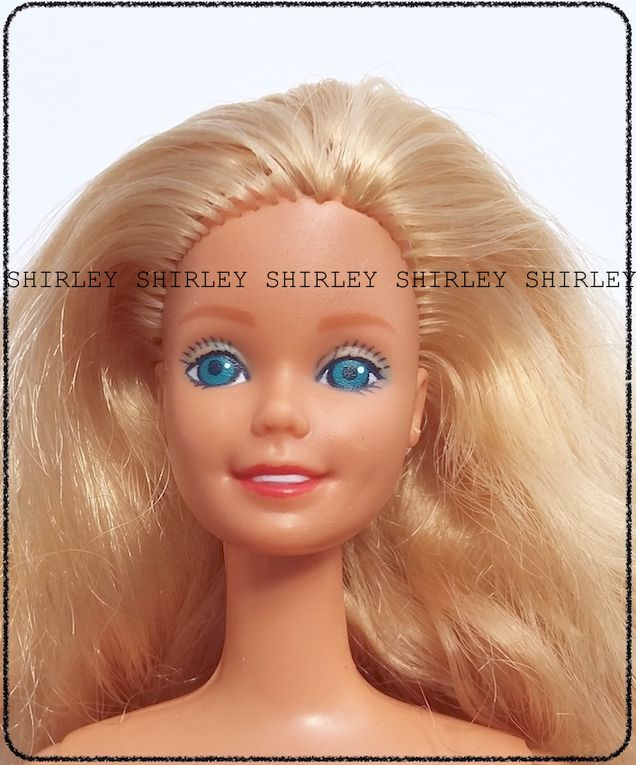 """DAY-TO-NIGHT"" BARBIE DOLL 1984 MATTEL #7929"
