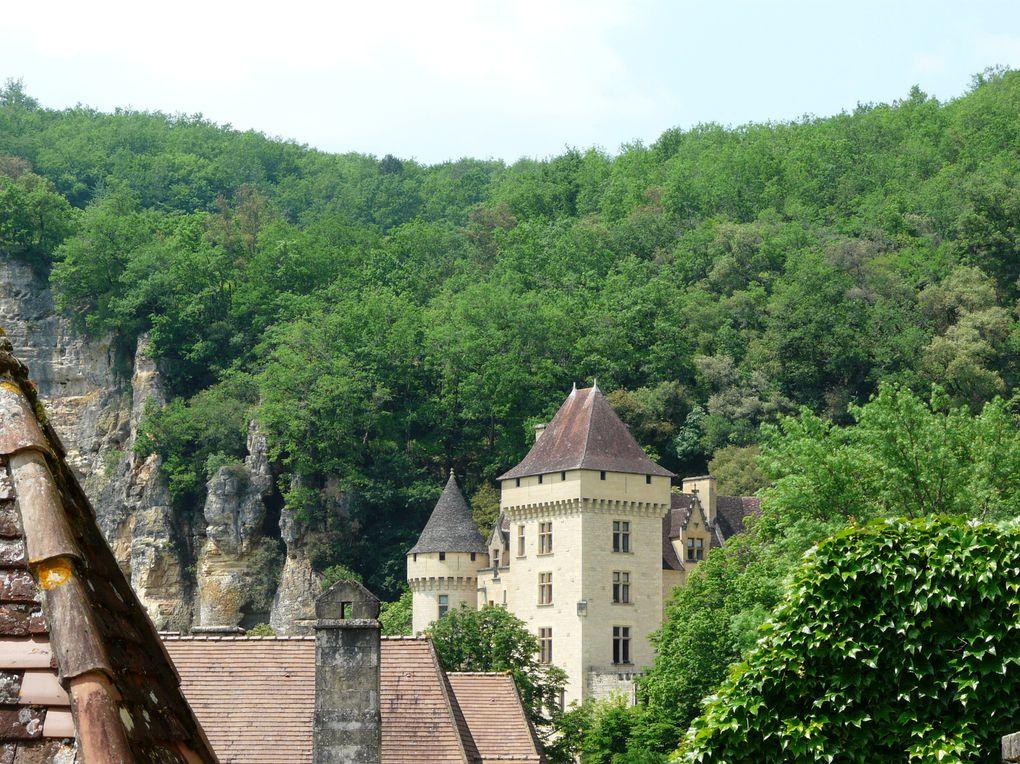 Une semaine en famille mais aussi de visites de châteaux et villes oubliées depuis presque 30 ans d'absence deans la région, un retour heureux ... (plus que le temps !)