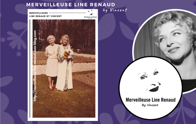 PHOTOS: Line Renaud et sa maman Simone