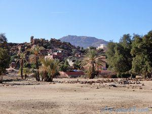 Tafraout (Maroc en camping-car)