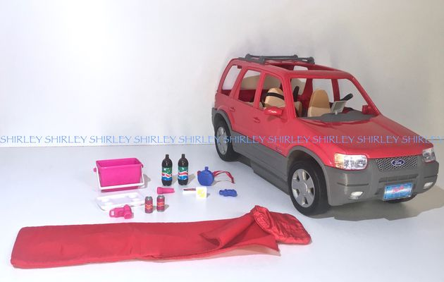 FORD ESCAPE SUV 2002