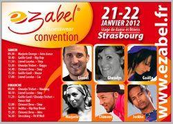 Premier Stage de Danse - Convention Fitness eZabel