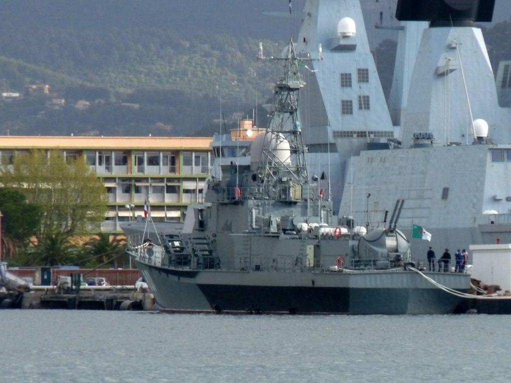 RAÏS HAMIDOU  801 , patrouilleur de la marine algérienne