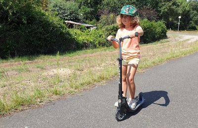 Meilleure trottinette deux roues pour enfants : la Flow de Globber