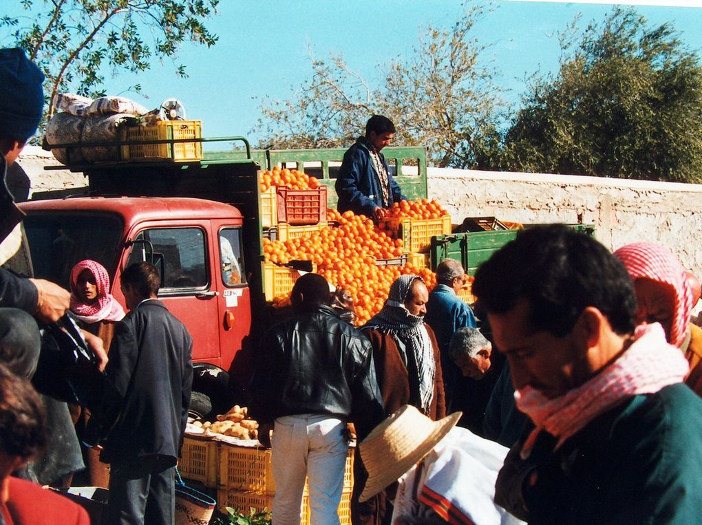 Album photos - Tunisie 2000