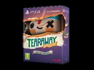 Tearaway Unfolded s'offre une édition spéciale