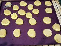 Chouquettes au micro cook  et craquelin
