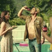Coke's Sexy New Ad Shows Brother And Sister Competing For The Pool Boy