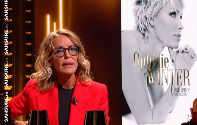 Harcelée par les paparazzis, Ophélie Winter rétablit sa vérité dans son livre ! (Vidéo) #OphélieWinter