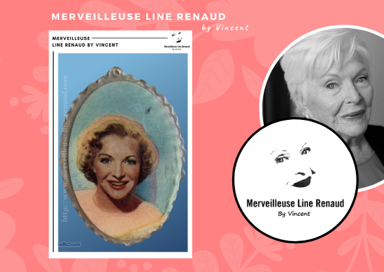 OBJETS: Star Médaillon Line Renaud  - Chewing gum-Olympiad