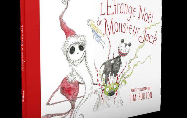 L'étrange Noël de Monsieur Jack de Tim Burton - coffret collector