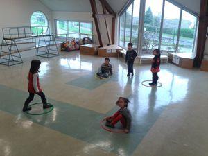Les APE à l'école maternelle François Mitterrand