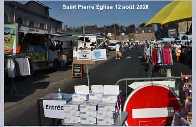Saint Pierre Église, escapade sur le marché hebdomadaire